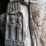 Long Môn động là nơi lưu giữ các tác phẩm điêu khắc Phật giáo...