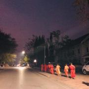 Niệm Phật Đường Cúng Dường Quý Sư tại Luang Prabang LAOS | Feb 20,2020