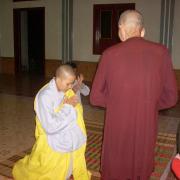 Niệm Phật Đường Cúng Dường Kinh Chánh Pháp Sangatha | Chùa Đảo Phú Quý-Laos-Yên Tử-Trà Cú