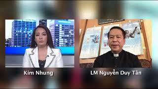 Kim Nhung Show | Phỏng vấn Linh mục Nguyễn Duy Tân