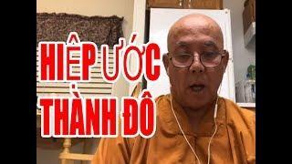 Khai dân trí 21/10/2019 -Tầm Nguyên Temple :CHÍNH QUYỀN TRUNG QUỐC ĐƯA RA HIỆP ƯỚC THÀNH ĐÔ