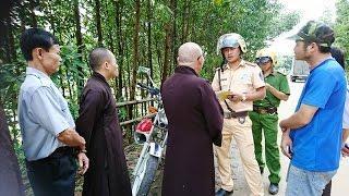 Chính Quyền Xã Sơn Thành, Quảng Ngãi Ngăn Cản Việc Cứu Trợ Của Các Hòa Thượng - Tăng Ni Phật Tử