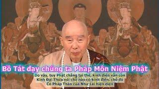 TĐ:161- Di Lặc Bồ Tát dạy chúng ta Pháp Môn Niệm Phật