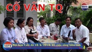 Sài Gòn sáng ngày 18/6: Cố vấn cấp cao trung quốc chỉ huy dẹp cuộc tổng biểu tình ra sao #voteTv