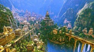 Bí ẩn thiên đường huyền thoại Shambhala - Tây Tạng  - Tinh Hoa TV