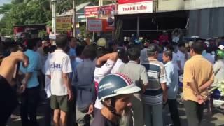 An Giang: Lần đầu tiên, Tín đồ Phật Giáo Hòa Hỏa biểu tình phản kháng sau nhiều năm bị đàn áp