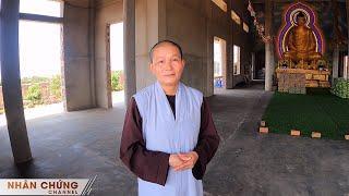 Xót xa gặp sư cô 7 năm xây ngôi chùa vùng sâu không nổi, đến giờ vẫn nợ tiền tượng Phật