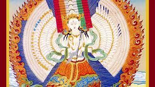 Sitatapatra Mantra - White Umbrella Deity