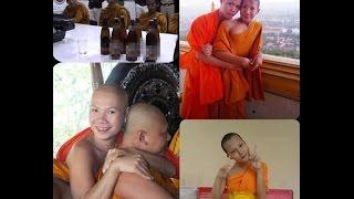 Sự thác loạn của nhà sư Thái Lan.
