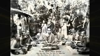 Đức Tổ sư Minh Đăng Quang - Khất Sĩ