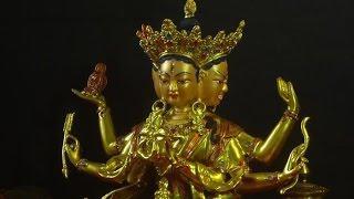 """Thần chú Tịnh nhất thiết ác đạo """"Phật Đảnh Tôn Thắng Đà Ra Ni"""" -tiếng Phạn(Tâm An Vui - Lợi Lạc Lớn)"""