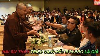 Nhà sản xuất Tuyệt Đỉnh Song Ca nói gì sau khi phát hiện sự thật sư thầy hát bolero là mạo danh