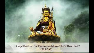 Cuộc Đời Đạo Sư Tây Tạng Pasmasambhava