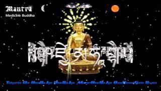 Mantra Medicine Buddha - Phật Dược Sư _ Thần Chú Xoay
