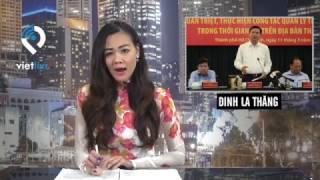 Ông Đinh La Thăng đã xin thôi chức Bí thư TP.HCM và rút khỏi Bộ Chính Trị?