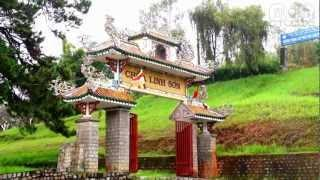Linh Son Pagoda in Dalat - Chùa Linh Sơn Đà Lạt