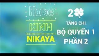 Kinh Nikaya -Tăng chi bộ kinh Quyển 1-P2 (Kinh Nguyên Thuỷ) 1080HD
