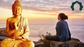 Đừng khóc vì cuộc đời bạn vất vả khổ đau tuyệt vọng-Nghe Lời Phật dạy tâm ý thanh tịnh bớt khổ đau