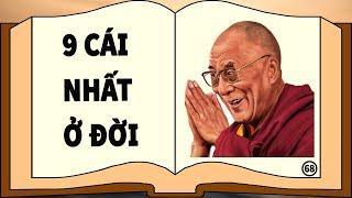 9 Cái Nhất Ở Đời người khôn chưa chắc đã biết - Triết Lý Cuộc Sống