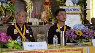 Lễ giải đáp Thiền tông đặc biệt_ Full