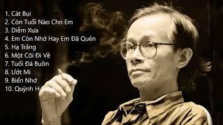 Top 10 bài hát của Trịnh Công Sơn được yêu thích nhất   Ca sĩ  Khánh Ly