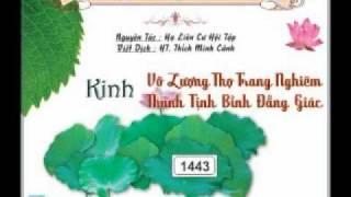 Kinh Vô Lượng Thọ Trang Nghiêm Thanh Tịnh Bình Đẳng Giác 1 - DieuPhapAm.Net