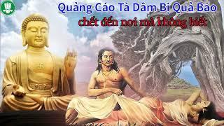 Quảng cáo TÀ DÂM bị Quả Báo...Truyện Nhân Quả Phật Giáo Có Thật