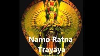 Mantra of Avalokitesvara (Eleven-Faced Avalokitesvara Heart Dharani Sutra)