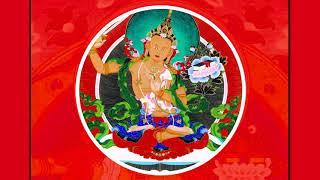 Buddhist Tibetan Music: Manjushri Mantra - Om A Ra Pa Ca Na Dhih