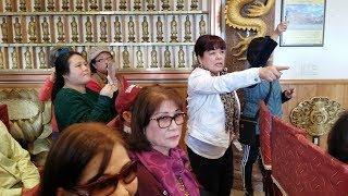 Hỗn loạn lại nổ ra tại chùa Bảo Quang ở Santa Ana