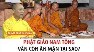 Phật Giáo Nam Tông Ăn mặn tu hành như vậy có đạt kết quả gì không? thầy Thích Chân Tính