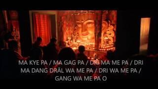 Giai điệu kinh Bát Nhã tiếng Tây Tạng - Heart Sutra by Lama Khenpo Rinpoche