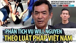 Vụ công dân Mỹ gốc Việt bị bắt: Phân tích qua góc độ luật pháp Việt Nam