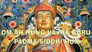 Padmasambhava Guru Rinpoche mantra Om Ah Hum Vajra Guru Padma Siddhi Hum (2 hours) #mantra #buddhism