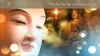 ÊM ĐỀM giai điệu thần chú DIỆT ĐỊNH NGHIỆP của Địa Tạng Bồ Tát - Om Ha Ha Ha Vismaye Svaha (108)