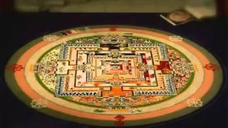Mạn Đà La thời luân kim cang Kalachakra , The Kalachakra Mandala