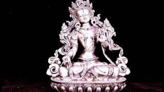 (白度母心咒) White Tara Mantra (Very Relaxing)