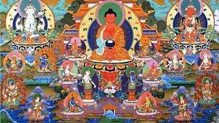 Amitabha Buddha Prayer (Dewachen) for Rebirth in Pure Land
