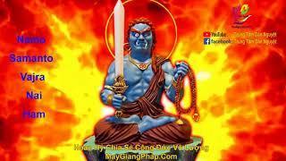Thần Chú Bất Động Minh Vương - khiến cho quỷ ác, yêu ma, phải khiếp sợ - Trung Tâm Dần Nguyệt