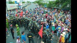 (Tin Mới Nhất)Biến căng tại Cty pouyuen VN không còn là biểu tình nữa rồi đã chuyển qua bạo loạn rồi