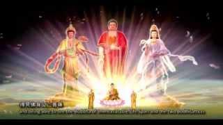 Phật Thuyết Kinh Quán Vô Lượng Thọ Phật (Mới, Rất Hay) (Phim Hoạt Hình Phật Giáo)