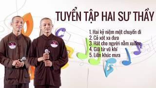 Hai sư thầy - Tuyệt đỉnh song ca Bolero và nhạc Trịnh