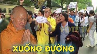 Hàng triệu phật tử xuống đường tổng biểu tình, lời kêu gọi của đại lão hòa thượng Phật Giáo #VoteTv
