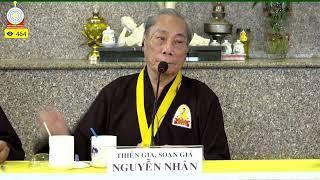 Giải Đáp Thiền Tông Ngày 20/10/2019