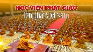 Ngỡ ngàng với nếp sống của TĂNG NI sinh trong học viện Phật giáo LỚN NHẤT VIỆT NAM