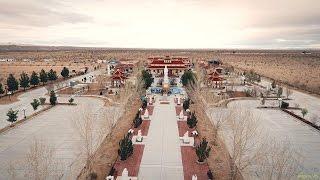 Phantom 4 | Thiền Viện Chân Nguyên | Buddhist Meditation Center