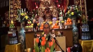 """"""" Pháp - Tổng Quan Kim Cương Thừa """" - Sư ông Thích Đạo Ấn giảng 30-12-2013. ( Đĩa 13 )"""