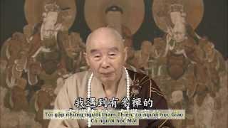 T.Đ:208- Gốc rễ của Học Phật Thành Tựu là ở Trì Giới - Nhẫn Nhục