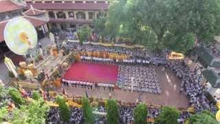 Lễ chính thức Đại lễ Phật Đản PL.2557 tại tỉnh TT Huế
