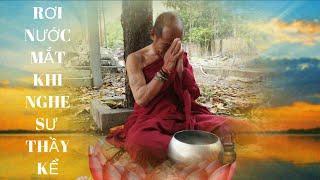rơi nước mắt nghe sư thầy đi khất thực tiết lộ hết kiếp nạn mà sư đã gặp - chưa từng kể #sáurảnh